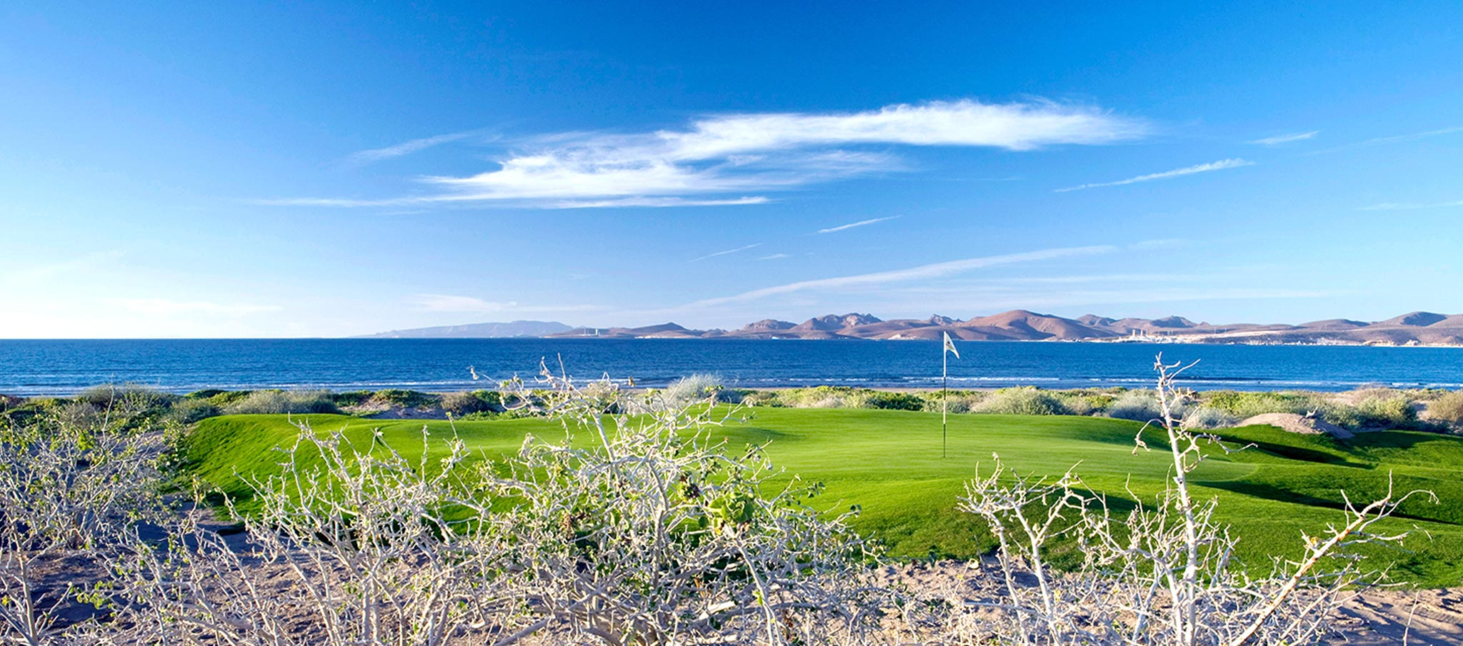Golf at Paraiso Del Mar